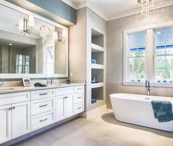 The Best Ways To Use Lighting In Your Bathroom