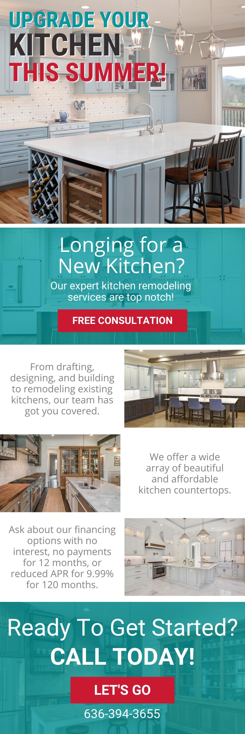 Summer Kitchen Upgrades! ☀️ 3