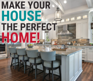 Read more about the article Make Your House The Perfect Home!